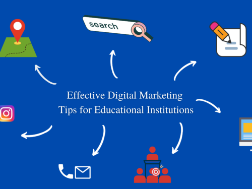 Effective Digital Marketing Tips for Educational Institutions.